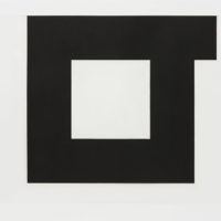 "Cris Gianakos ""Untitled (black)"""