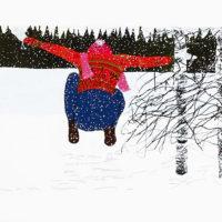 """Lena Hjelm """"Den Första Snön"""""""