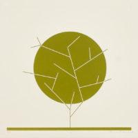 """Jacob Dahlgren """"Träd I"""""""